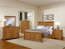 Wood Panel Bed Frame by Vaughan Bassett Furniture Bed Buy Vaughan Bassett Forsyth Panel Bed