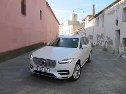 2016 volvo xc90 t8 plug in hybrid priced at 69 100 sportier r