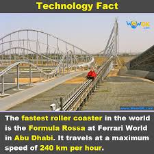 roller coaster abu dhabi speed the roller coaster ride wowgk