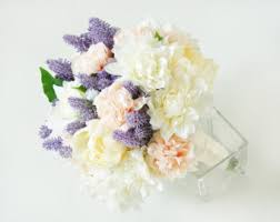 Shabby Chic Wedding Bouquets by Rustic Wedding Bouquet Etsy
