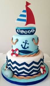 nautical baby shower cakes a nautical baby shower ahoy it s a boy nautical cake cake and
