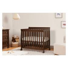 Mini Crib Davinci Davinci Kalani 2 In 1 Mini Crib And Bed Target