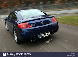 peugeot 407 coupe 2007 peugeot 407 coupe v6 hdi fap 205 model year 2005 dunkelblue