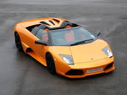 Lamborghini Murcielago Spyder - current inventory tom hartley