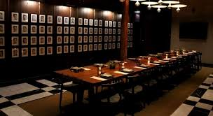 private dining room provisionsdining com