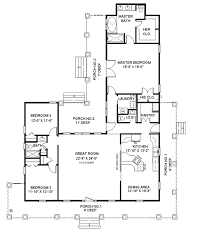 House Plans Bungalow House Plan 64519 At Familyhomeplans Com