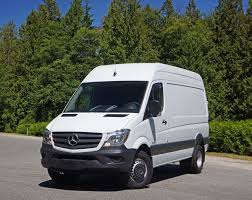2016 mercedes benz sprinter 3500 cargo van road test review
