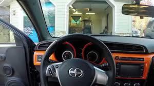 nissan frs interior scion tc interior mods otomobi