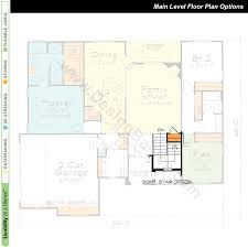 prescott 29518 traditional home plan at design basics
