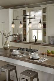 Industrial Style Kitchen Island Lighting Kitchen Lighting Industrial Flush Mount Ceiling Lights Led