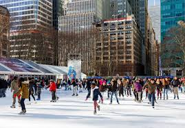 bank of america thanksgiving hours best places to go ice skating in nyc including all weather rinks