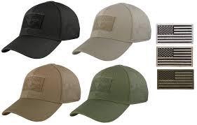 Usa Flag Hats Men U0027s Condor Flex Fitted Tactical Cap Baseball Hat U0026 Usa American