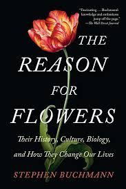 the reason for flowers book by stephen buchmann official