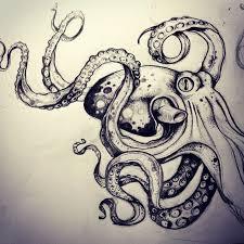 imagen relacionada octopus pinterest kraken tatoo and tatto