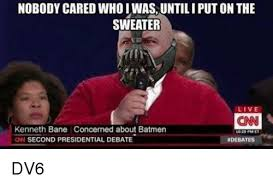 Kenneth Meme - nobody cared who iwas untilipution the sweater live kenneth bane