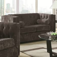 Chesterfield Sofa In Living Room by Pc Alexis Ch Transitional Chesterfield Sofa Love Seat And Chair