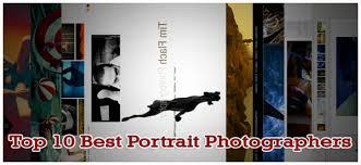 Photographers Websites Top 10 Best Portrait Photographers Today