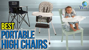 My Little Seat Infant Travel High Chair 10 Best Portable High Chairs 2017 Youtube