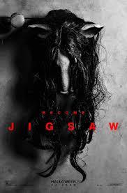 new teaser poster for halloween horror movie jigsaw released