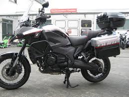 honda gbr umgebautes motorrad honda vfr1200x crosstourer von honda semmler