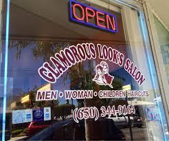 glamorous looks salon hair salons 507 4th ave san mateo ca
