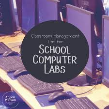 classroom management tips for computer labs
