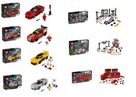 lego speed champions ferrari toys n bricks lego news site sales deals reviews mocs blog