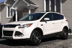 Ford Escape Black Rims - rtx vertex wheels black with machined face