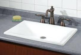 kohler bryant bathroom sink oval drop in bathroom sink small drop in bathroom sink design kohler