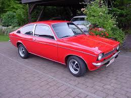 1967 opel kadett kadett c coupe