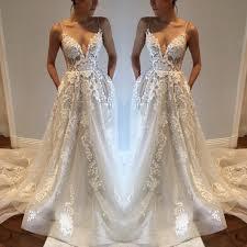 backless wedding dresses buy a line spaghetti straps sweep backless wedding dress