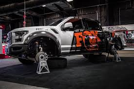 Ford Raptor Truck - 2017 ford raptor fox front 3 0 coilover internal bypass kit