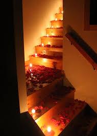 composizione di candele govi arredamenti come preparare la casa per un san valentino