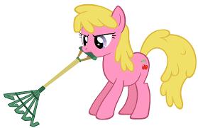 my little pony friendship is magic cherry berry