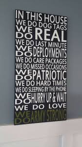 Home Decor Wall Signs by Best 25 Army Decor Ideas On Pinterest Military Shadow Box
