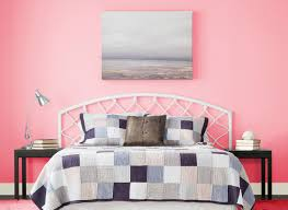 bedroom in cotton candy pink bedrooms rooms by color makeovers