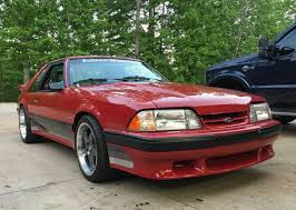 fox mustang pictures coyote fox impressive 800 hp 1987 saleen mustang bring a trailer