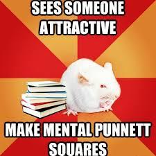 Bio Memes - attractive punnettsquares me mylife lol love like pic meme memes