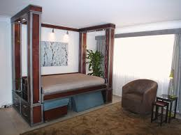 Small Bed by Double Space Bed System For Small Spaces
