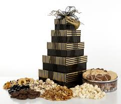 gift towers gourmet gift towers