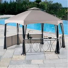 Replacement Pergola Canopy by Sears Canada Gazebo Replacement Canopy Garden Winds Canada