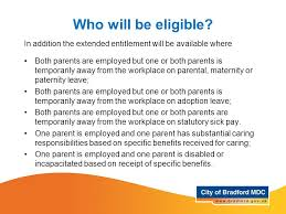 shaping bradford u0027s delivery of the childcare free entitlement 30