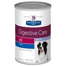 hills prescription diet canine i d low fat gi restore wet dog food