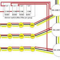 ceiling spot light wiring diagram yondo tech
