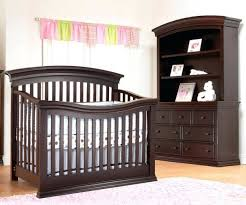 4 In 1 Convertible Crib With Changer Sweet Uncommon Baby Crib Dresser Combo Baby Crib Along With