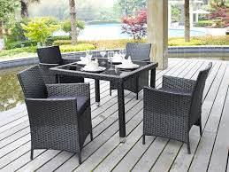Inexpensive Wicker Patio Furniture - patio 40 patio dining sets clearance wicker patio furniture