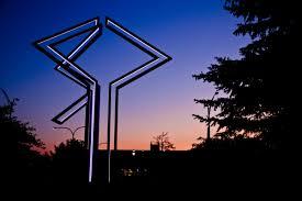 outdoor led lighting sculpture led lighting inc