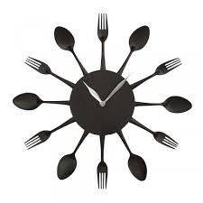 horloge murale cuisine originale pendule murale cuisine 2017 et exceptionnel pendule de cuisine
