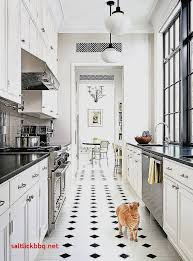 cuisine sol noir carrelage cuisine blanc pour decoration cuisine moderne best of