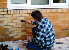 fortune restoration how to paint brick walls or fireplace elegantly